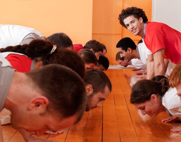 Funktionales Training für Männer