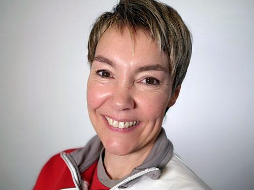 Katrin ist Trainer im EWTO-WingTsun