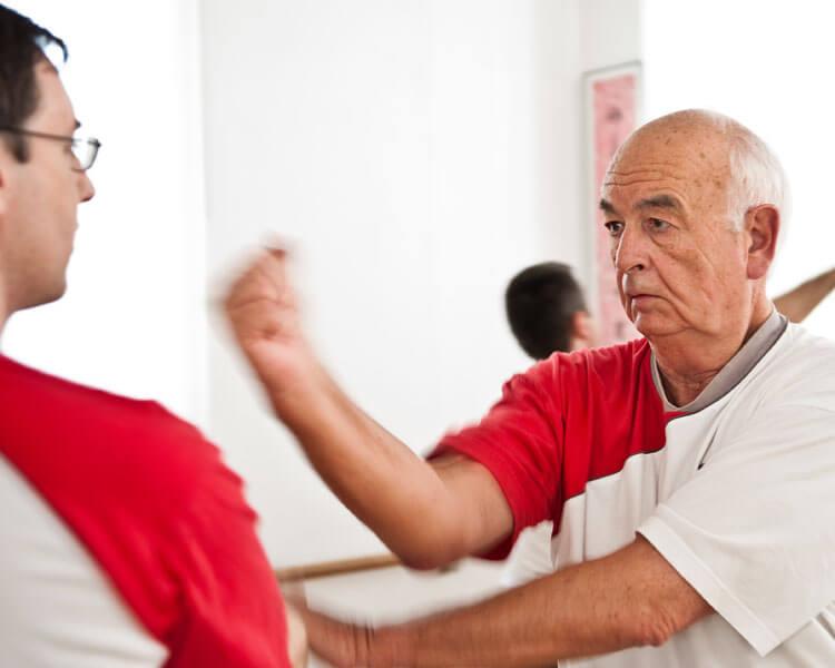 Selbstverteidigung für Männer ab 60